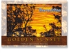 Golden Sunset - Standard Postcard  BAR-019