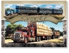 Barcaldine Outback Queensland - DISCOUNTED Standard Postcard  BAR-223