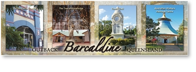 Barcaldine Outback Queensland - Long Magnets  BARLM-005