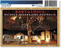Tree of Knowledge  - Rectangular Sticker BARS-001