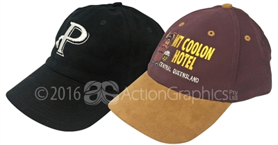 BASEBALL CAPS (Normal embroidery)
