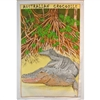 AUSTRALIAN CROCODILE Cotton/Linen Tea Towel - C735