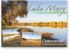 Lake Mary - Standard Postcard  CAM-003