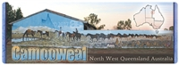 Camooweal - Bumper Sticker CAMBS-002