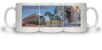 Road Train, Drovers Camp and Nowranie Caves - Ceramic Mugs CAMCM-001