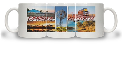 Scenery Combination - Ceramic Mugs CAMCM-002
