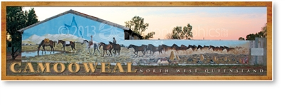 Camooweal North West Queensland - Long Magnets  CAMLM-002