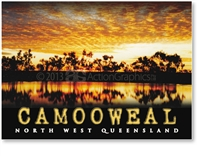 Camooweal North West Queensland - Small Magnets  CAMM-001
