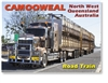 Road Train - Small Magnets  CAMM-005