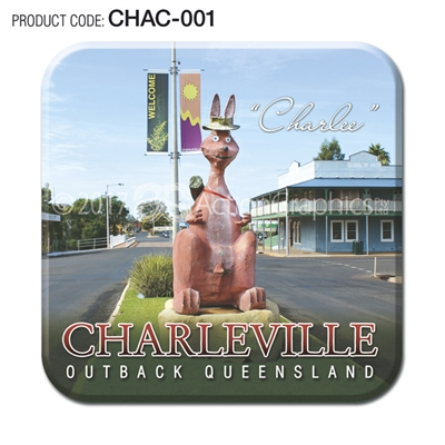 Charleville - Set of 2 coasters