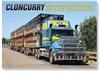 Road Train - Standard Postcard  CLO-014