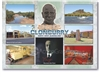 Cloncurry Birth place of the Royal Flying Doctor - Standard Postcard  CLO-022