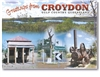 Greeting from Croydon - Standard Postcard CROY-004