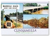 Warrego River Darby Land Bridge - Standard Postcard  CUN-247