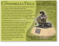 The Cunnamulla Fella - Large Magnets  CUNLM-042