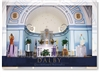 The beautiful altar inside St Joseph's Catholic Church - DISCOUNTED Standard Postcard  DAL-015