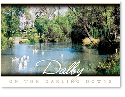 Dalby on the Darling Downs - Small Magnets  DALM-160