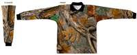 AG Real Camouflage - Sublimated Polos K20