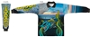 Fishing at Ocean- Sublimated Polos K20