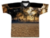 Oz Droving - Sublimated Polos K20
