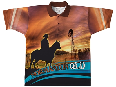 Stockman - Sublimated Polos K20