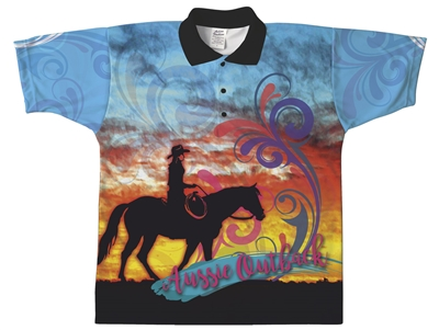 Stockwoman - Sublimated Polos K20
