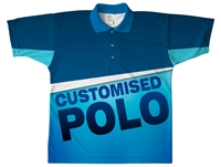 Customised Sublimated Polos K20