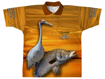 Sunset - Sublimated Polos K20