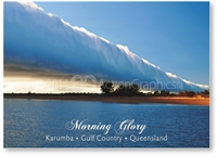 Roll Cloud - Standard Postcard  KAR-007
