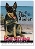 The Blue Heeler - Small Magnets  KARM-008