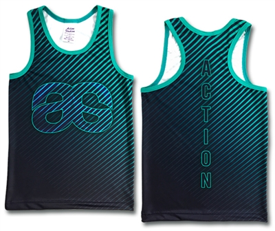Kid Singlets (Top) - AG