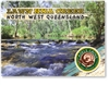 Lawn Hill Creek - Small Magnets  LAWM-002