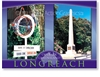 Longreach Tropic of Capricorn - Standard Postcard LON-204