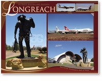 Longreach - DISCOUNTED View Folder  LONF-002