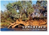 Longreach Thomson Rive Scene - Small Magnets  LONM-020