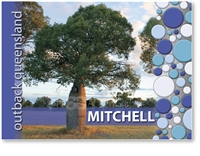 Mitchell Outback Queensland - Small Magnets  MITM-001