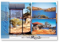 Lake Moondassa - Standard Postcard  MTI-128