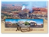 Mount Isa, Oasis of the Outback - Standard Postcard  MTI-130