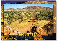 Mount Isa - DISCOUNTED Standard Postcard  MTI-351
