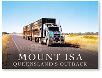 Mount Isa - DISCOUNTED Standard Postcard  MTI-360