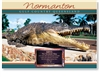 Normanton Krys & Plaque - Standard Postcard  NOR-063