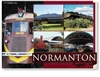 Normanton Gulflander - DISCOUNTED Standard Postcard  NOR-070