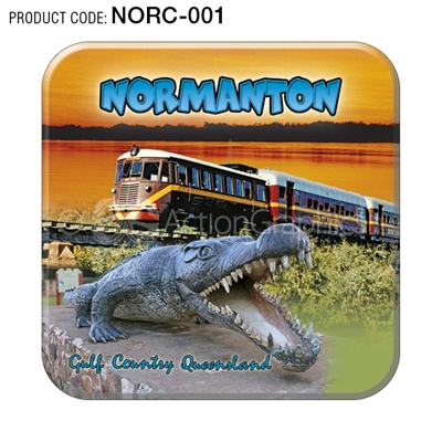Normanton - Set of 2 coasters