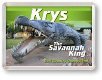 Normanton Savannah King - Framed Magnet NORFM-004