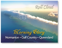 Roll Cloud - Small Magnets  NORM-010