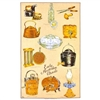 EARLY UTENSILS Cotton/Linen Tea Towel - OC308