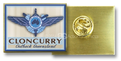 Royal Flying Doctor Service of Australia - Hat Badge