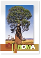 Roma South West Queensland - Small Magnets  ROMM-154