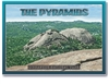 The Pyramids Girraween National Park - Standard Postcard  STP-003