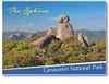 The Sphinx Girraween National Park - Standard Postcard  STP-027
